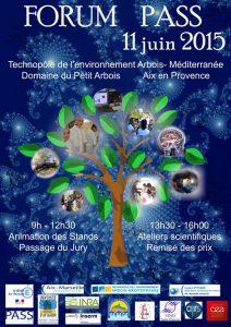 Affiche Forum PASS 2015