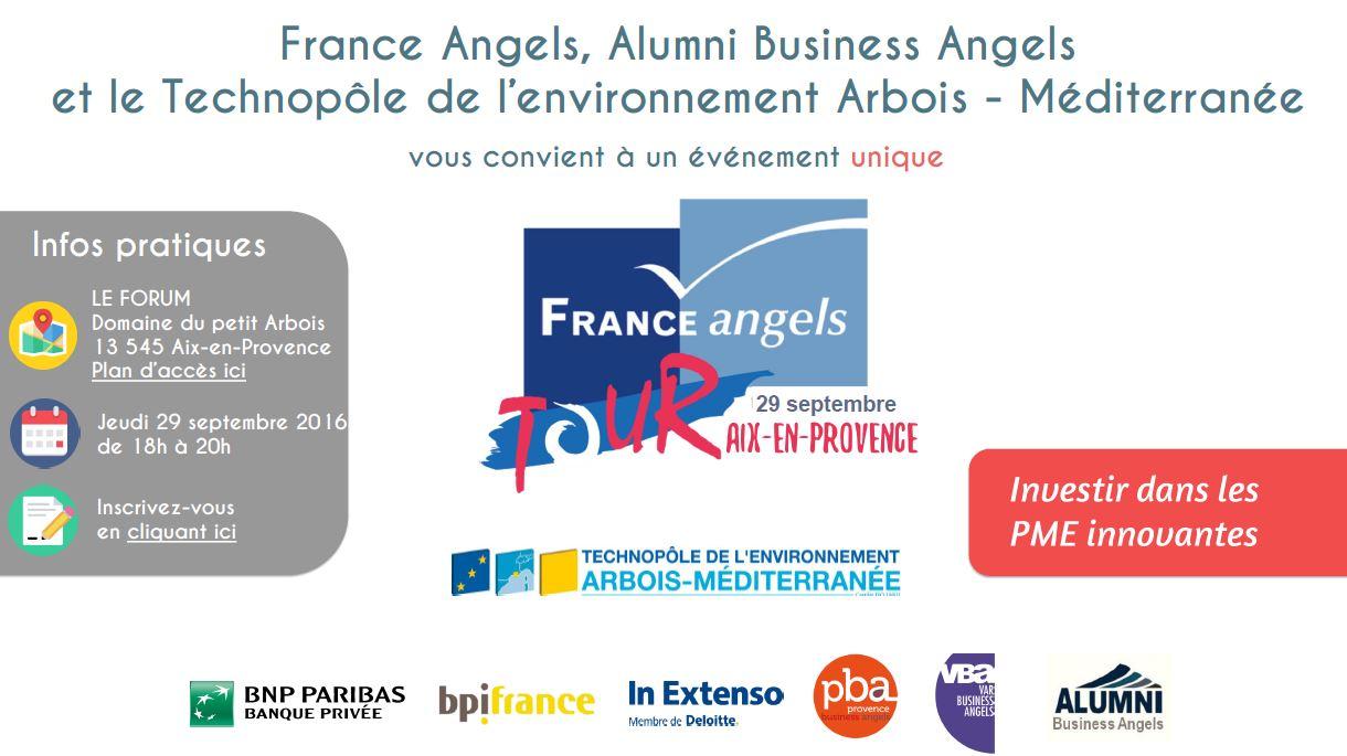 France Angels Tour 2016
